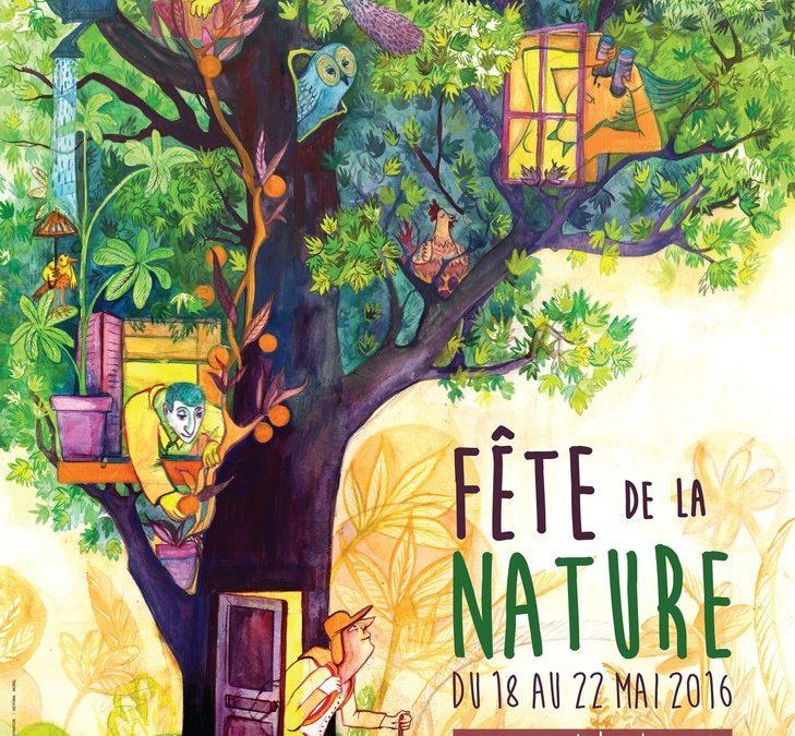Fête de la Nature édition 2016